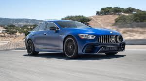 Driving dynamics at motorsport level, explosive sprints, maximum comfort. Lap Record The Mercedes Amg Gt 63 S 4 Door Coupe Beats The Tesla Model S Around Laguna Seca