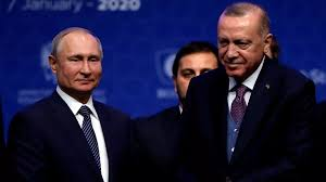 Erdogan and Putin meet in Moscow to seek rapid ceasefire in Idlib