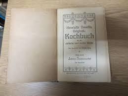 henriette davidis original kochbuch von nanette burg ZVAB