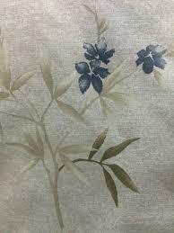 calvin klein bamboo flower detail
