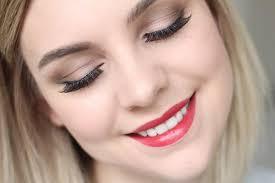 neutrogena healthy skin makeup line review soft glam tutorial