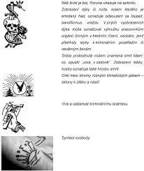 5 Formy Tetování A Jejich Smyslový Význam Pdf