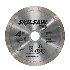 skil 4 in wet or dry continuous diamond circular saw blade