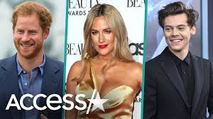 Host of love island itv/ the surjury channel 4 www.moneymanagementuk.com. Love Island S Caroline Flack Dated Prince Harry And Harry Styles Youtube