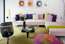 Interior Design Styles  Retro Style