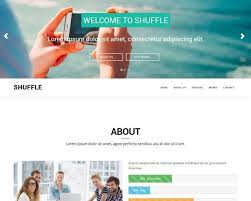 3 Template Free Bootstrap Themes And Website Templates