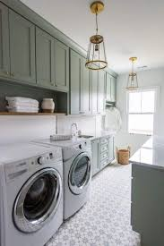 a butler s pantry laundry room
