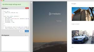 Quicksite Designer Mediasilo Knowledge Base
