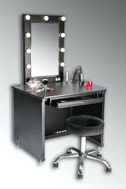 makeup mirror vanity and desk. 3 way mirror vanity desk desks bedroom makeup with lights lighted table . and i