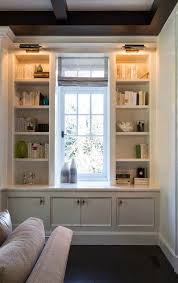 i would love to remove all the window trim in my sunroom and have shelves in between under and over the windows instead maybe someday