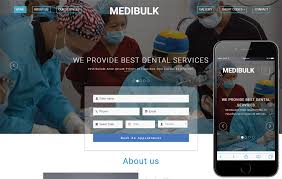 Photography Website Templates Cool Medical Hospital Healthcare Mobile Website Templates