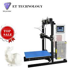 build your own 3d printer home use diy et i3 king of all the