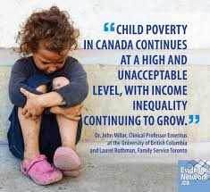 what is the impact of government inaction on poverty the  child poverty in continues at a high and unacceptable level income inequality continuing