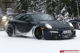 new car launches for 2015Porsche Confirms Geneva Launch for TrackFocused Car Likely 911