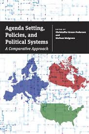 Agenda Setting Agenda Setting Policies And Political Systems A