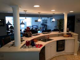 basement kitchen designs. Building A Kitchen In Your Connecticut Basement Home 2 - Finish Pro Designs .