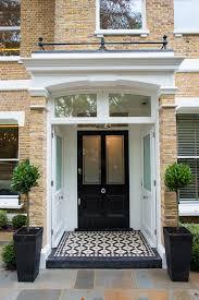 doors exterior doors with glass exterior steel doors black painted front door with frosted glass