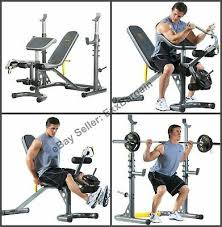 Top Quality Original Adjustable Fitness Golds Gym Xrs 20