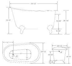 fascinating corner tub sizes in bathtub dimensions
