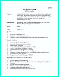 Head Cashier Resumes Resume Example Cover Format Download Pdf