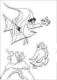 Pesce Nemo Da Colorare Pagine Da Colorare E Stampabili Gratis
