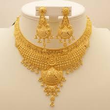 Gold Set Design Dubai Related Image Dubai Gold Jewelry Gold Bangles Design