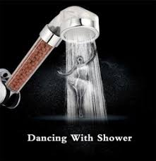 Exposed Bathroom <b>Shower Heads</b>   Faucets, Showers & Accs ...