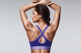 under armour women. under armour women\u0027s ad campaign stars copeland and vonn promoting crossback bra - baltimore sun women