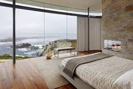 bed with walls. Exellent Walls Amazing Bedroom With Glass Walls In Bed With O