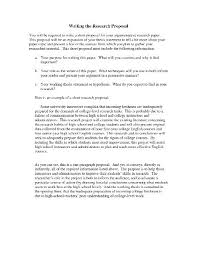 Format Paper The Visionary Group Term Paper Classification File Format