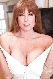 Big tits redhead mature