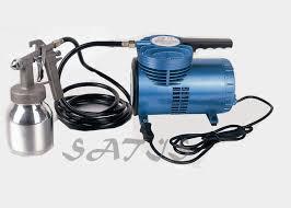 portable spray paint with air compressor hvlp spray small compressor 7 2cfm