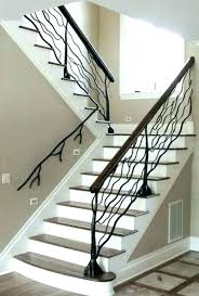 Home Stair Railing Interior Wood Ideas Staircase Designs For Your ...