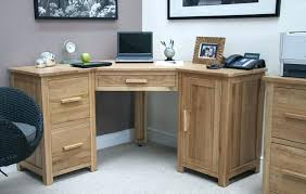 wooden home office. Pretty Desks Corner Desk Unit Wooden With Solid Wood Home Office B