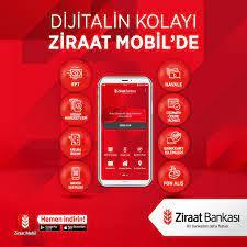Ziraat Bankası - Dijitalin kolayı Ziraat Mobil'de! Herkes... |