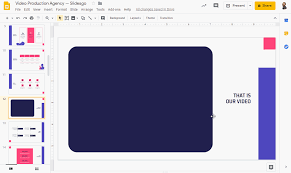 how to add a video in google slides