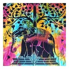 tie dye wall tapestry tree of life wall tapestry tie dye elephant tapestry dorm tapestry how tie dye wall tapestry