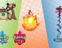 Pokemon Sword / Shield Isle Of Armor Details: Starter G-Max Moves And Story  Info - GameSpot