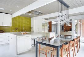 mid century modern galley kitchen. Mid Century Modern Kitchen Chairs Galley E