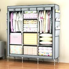 wardrobe closet storage organizer hanger clothes rack for organizers canada or