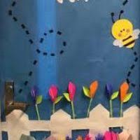 Kindergarten Door Decoration Ideas Door Ideas themiraclebiz