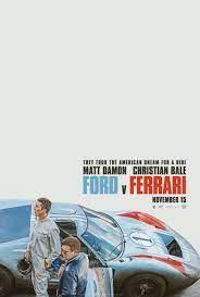 Ford V Ferrari Dvd Release Date February 11 2020