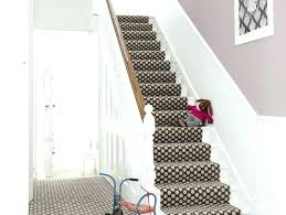 Patterned Stair Carpet Fascinating Patterned Stair Carpet Decorating Runner Carpets Uk Donnerlawfirm