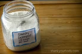 borax free laundry detergent all natural and easy to make