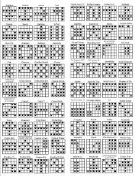 Bingo Game Patterns