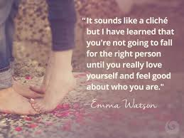 Loving Yourself Quotes Stunning 48 Quotes On Loving Yourself Love Who You Are To Be Loved Beliefnet