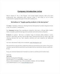 Sample Letter To Clients Sample Business Introduction Letter Introducing New Manager To