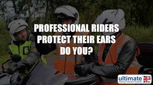 <b>Ultimate</b> Ear motorcycle hearing protection <b>ear plugs</b> 10% off