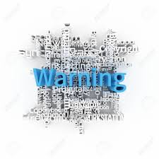 Ict Design Brief Warning Ict Information Technology Keyword Words Cloud For