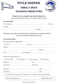 Direct Debit Form Letter Sample Employee Handbook And Check Register Authorization ...
